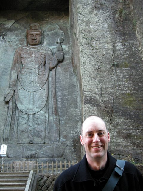 Me & the Hyaku-Shaku Kannon