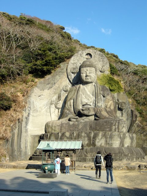 Japan's biggest Daibutsu