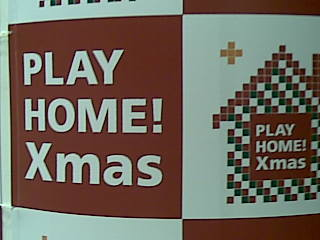 Play Home! Christmas