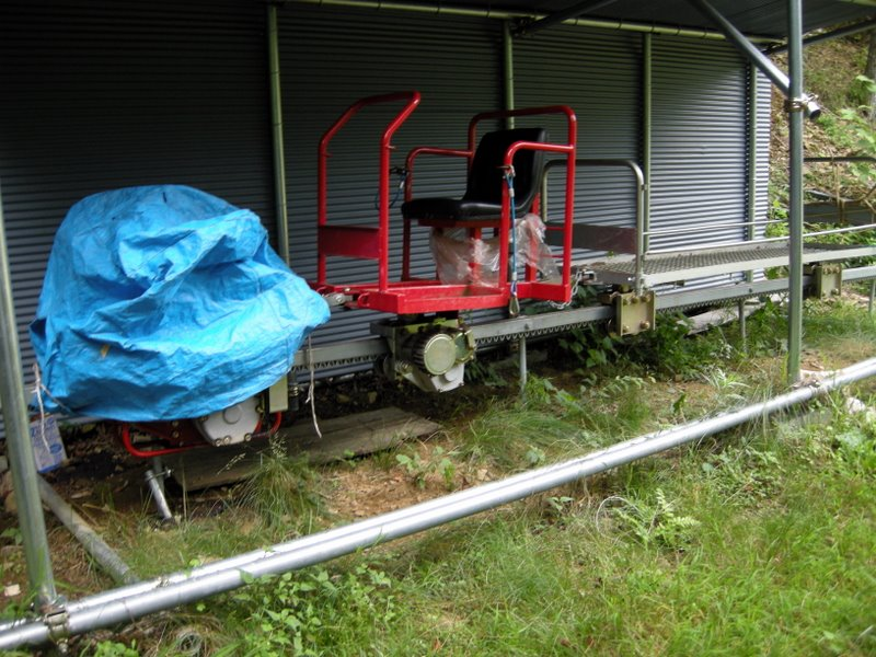 2 stroke monorail