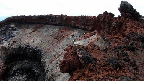 Ngauruhoe Crater